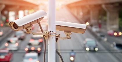 camera sde surveillance sur la route