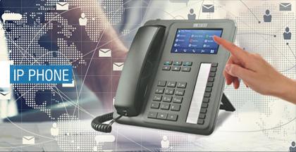 Matrix système téléphonique IP