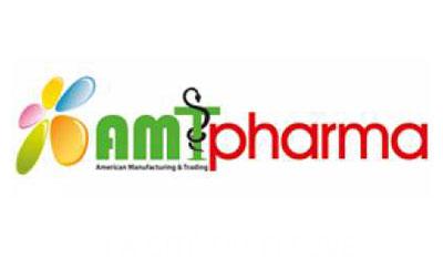 Amt pharma logo