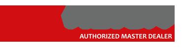 hikvision authorized master dealer logo