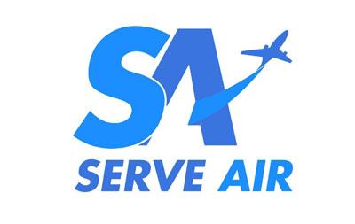 logo serve air