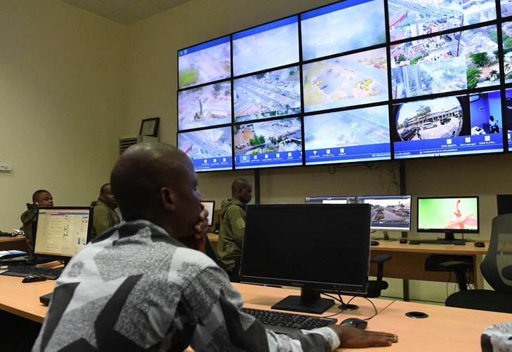 visualisation vidéosurveillance